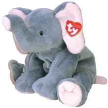 Ty Pluffies Elephant - Winks