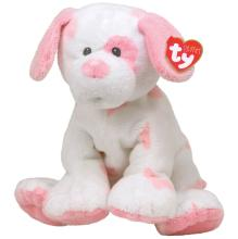 Ty Pluffies Pink Pup