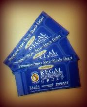 Regal Premium Super Saver Movie Ticket