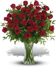 Breathtaking Beauty  3 Dozen Long Stemmed Roses
