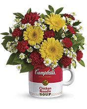 Campbell\'s Healthy Wishes Bouquet