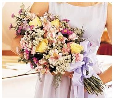 Teleflora\'s Take a Bow Presentation Bouquet