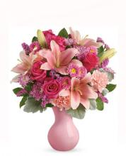 Teleflora\'s Lush Blush Bouquet