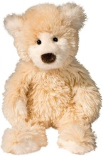 Brulee Cream Teddy Bear