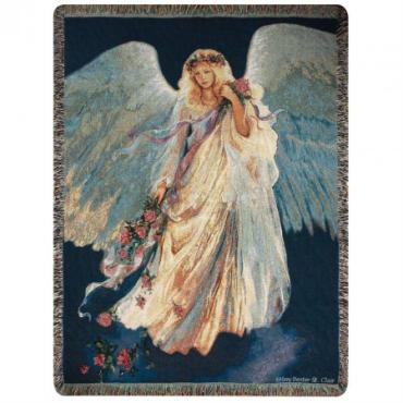 Messenger Of Love Throw