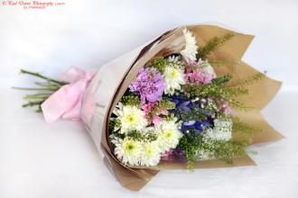 Loose Assorted Flower Bouquet