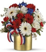 Teleflora\'s Hope Bouquet