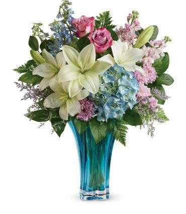 Heart\'s Pirouette Bouquet