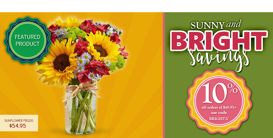 Sunny & Bright Banner