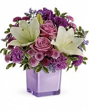 Teleflora\'s Purple Passion Bouquet