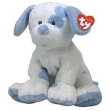 Ty Pluffies Blue Pup